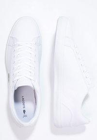 Lacoste - LEROND BL 2 CAM  - Sneakersy niskie - white - 1