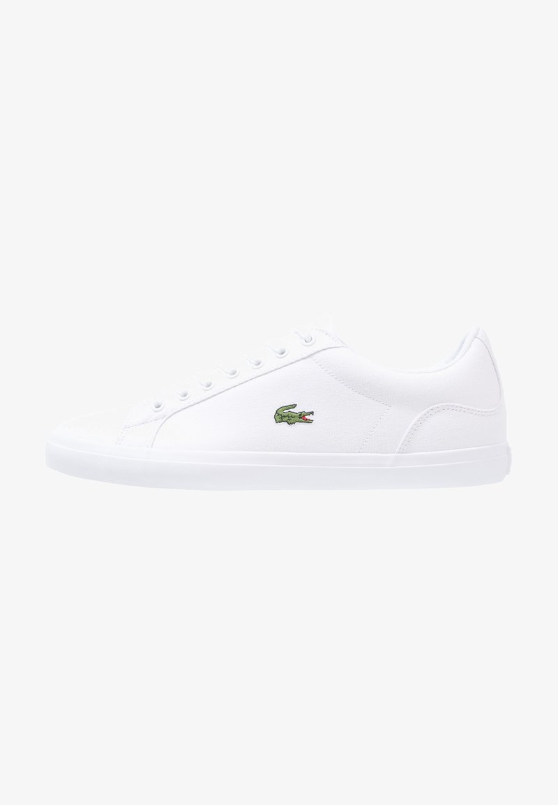 Lacoste - LEROND BL 2 CAM  - Sneakersy niskie - white