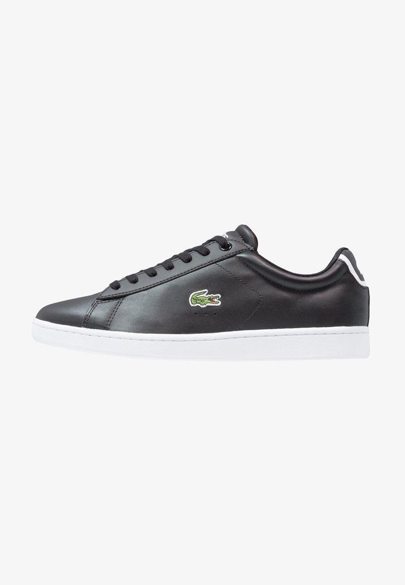 Lacoste - CARNABY  - Sneakersy niskie - black
