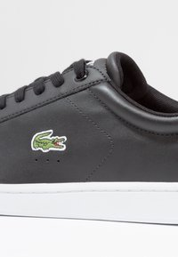 Lacoste - CARNABY  - Baskets basses - black - 5