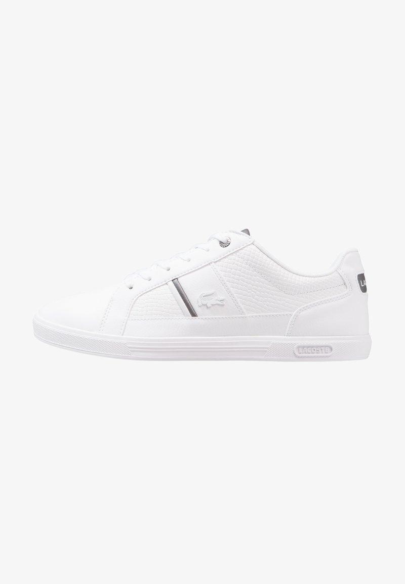 Lacoste - EUROPA - Sneaker low - white