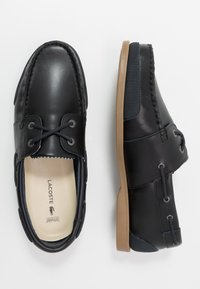 Lacoste - NAUTIC - Chaussures bateau - navy - 1