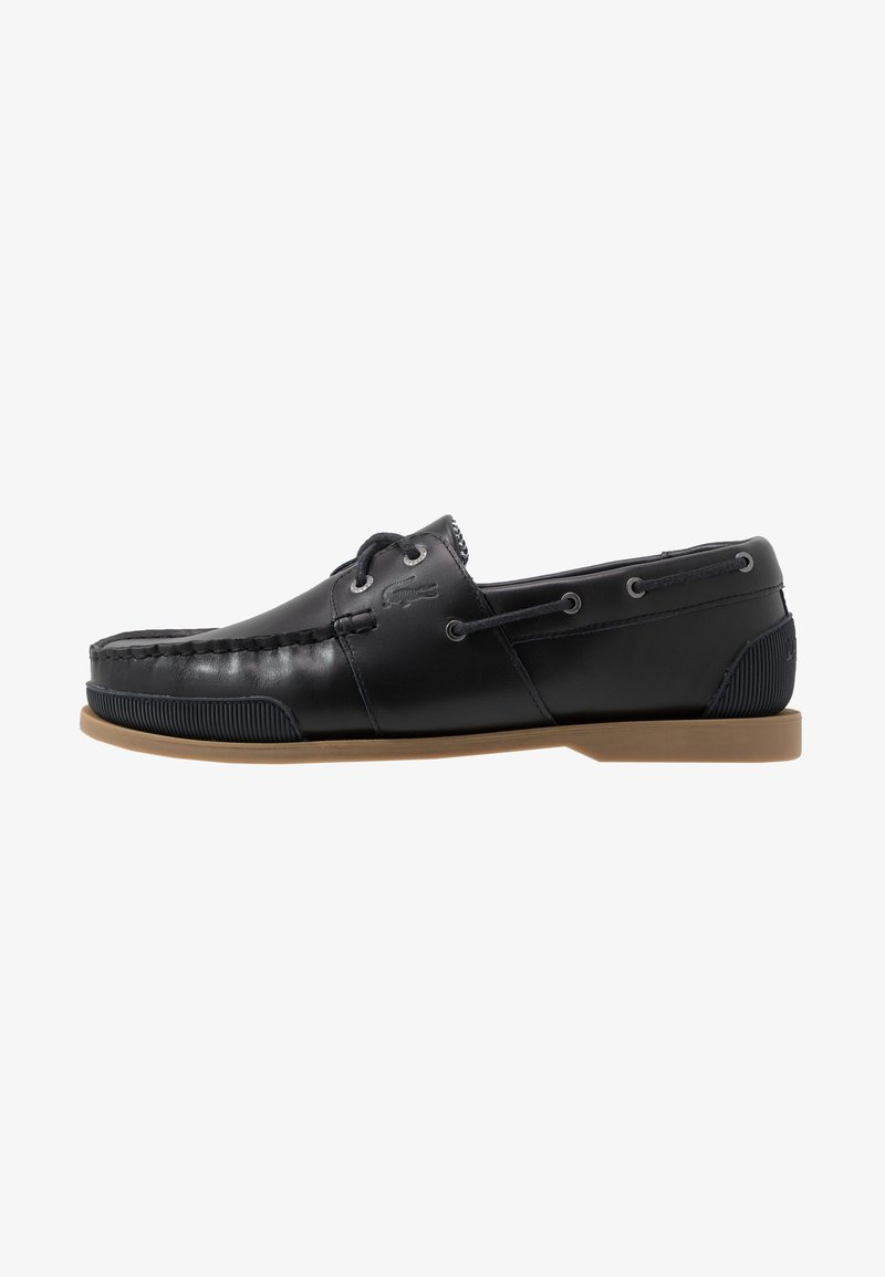 Lacoste - NAUTIC - Chaussures bateau - navy