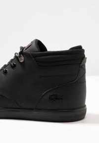 Lacoste - ESPARRE WINTER - High-top trainers - black - 5