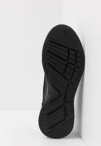 Lacoste - FIT SOCK - Vysoké tenisky - black - 4