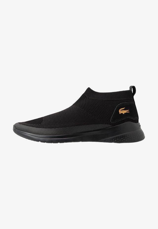 FIT SOCK - Höga sneakers - black