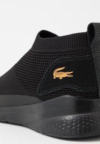 Lacoste - FIT SOCK - Sneakers high - black - 5