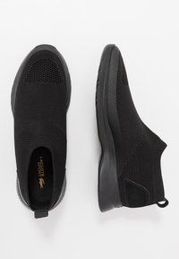 Lacoste - FIT SOCK - Sneakers high - black - 1