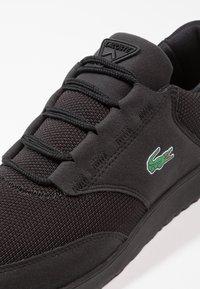 Lacoste - L.IGHT - Sneakersy niskie - black - 5