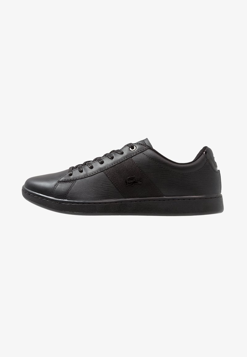 Lacoste - CARNABY EVO - Trainers - black