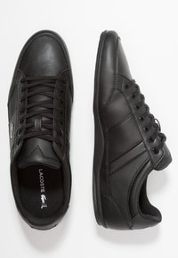Lacoste - CHAYMON - Baskets basses - black - 1