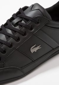 Lacoste - CHAYMON - Baskets basses - black - 5