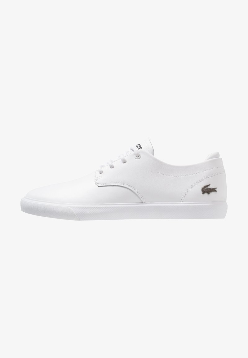 Lacoste - ESPARRE - Sneakersy niskie - white