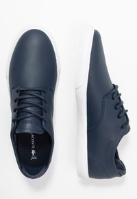 Lacoste - ESPARRE - Trainers - navy/white - 1