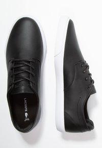 Lacoste - ESPARRE - Sneaker low - black - 1