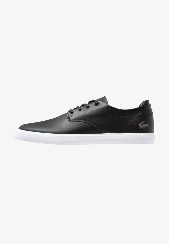 ESPARRE - Sneaker low - black