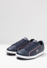 Lacoste - GRADUATE - Tenisky - navy/white/red - 2