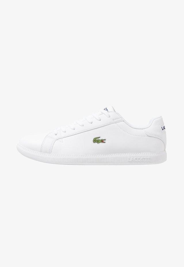 GRADUATE - Sneakers laag - white