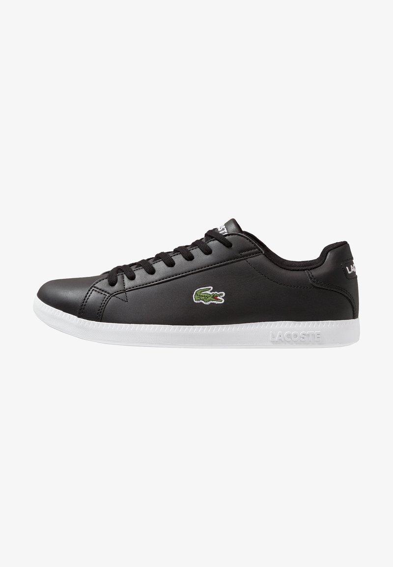 Lacoste - GRADUATE - Sneaker low - black
