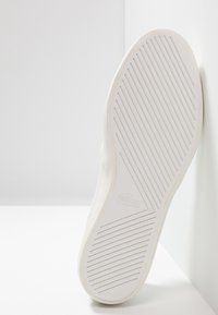 Lacoste - JOUER - Mocassins - offwhite/light brown - 4