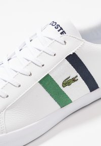 Lacoste - LEROND - Zapatillas - white/navy - 5