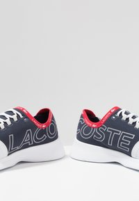 Lacoste - FIT - Trainers - white/navy/red - 5