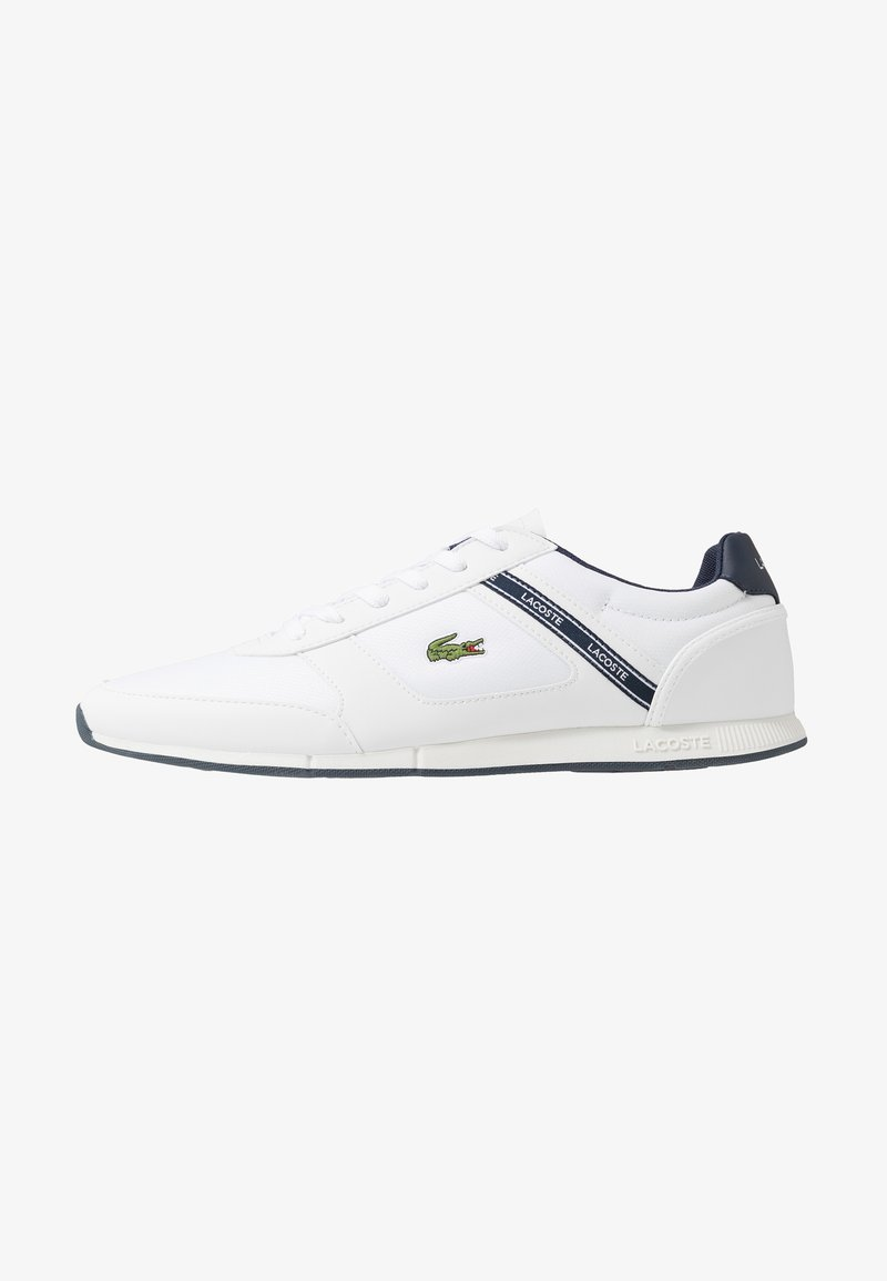 Lacoste - MENERVA SPORT - Trainers - white/navy