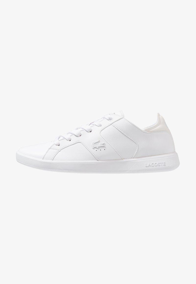 Lacoste - NOVAS - Sneakersy niskie - white