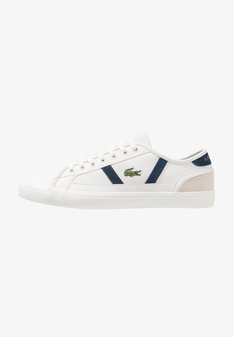 Lacoste - SIDELINE - Tenisky - offwhite/navy