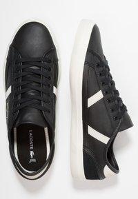 Lacoste - SIDELINE - Sneakersy niskie - black - 1