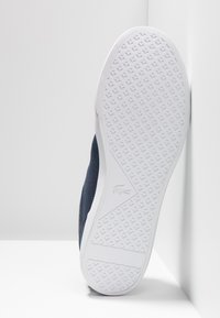 Lacoste - BAYLISS - Sneaker low - navy/black - 4