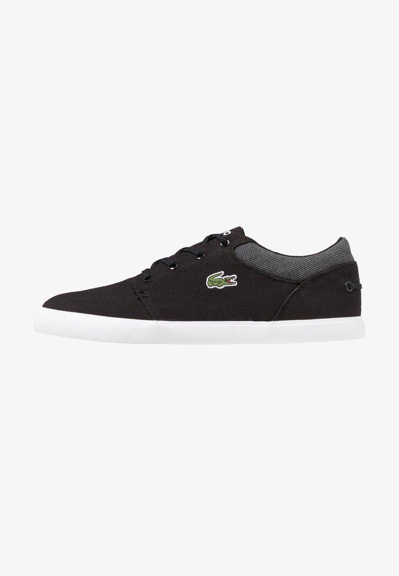 Lacoste - BAYLISS - Sneakersy niskie - black