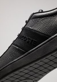 Lacoste - CARNABY EVO - Sneakers laag - black - 5