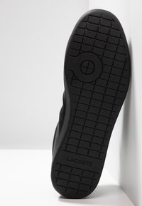 Lacoste - CARNABY EVO - Sneakers laag - black - 4