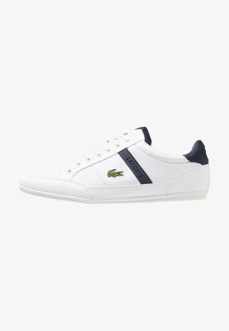 Lacoste - CHAYMON - Sneakers basse - white/navy
