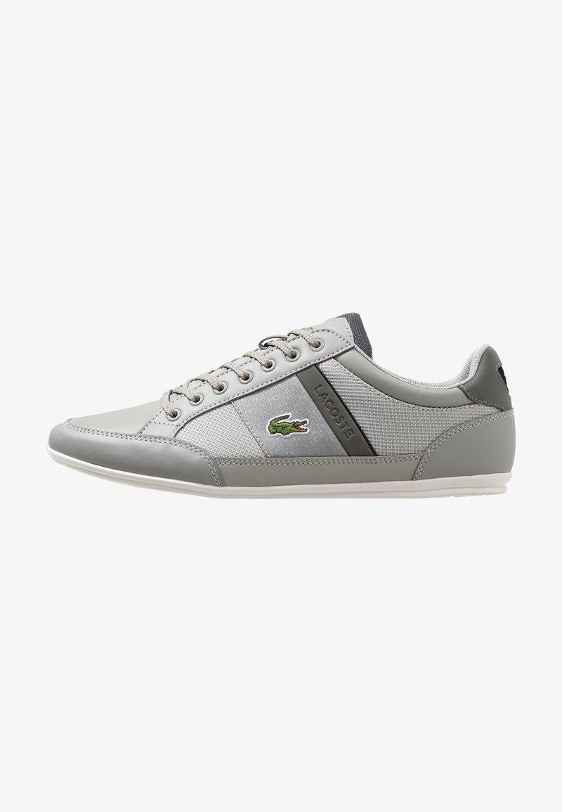 Lacoste - CHAYMON - Sneakers basse - grey/dark grey