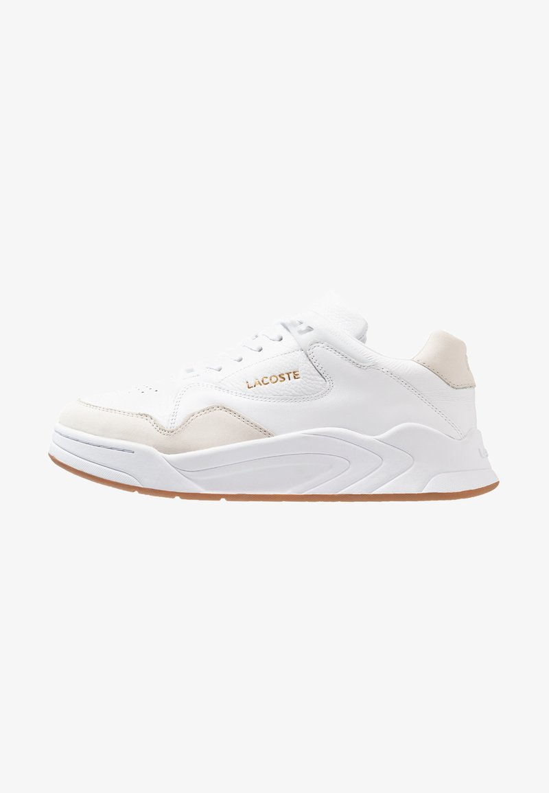 Lacoste - COURT SLAM - Sneakers - white