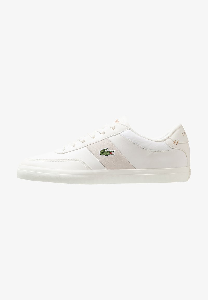 Lacoste - COURT-MASTER - Sneaker low - offwhite