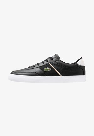 COURT MASTER - Sneakers laag - black/white
