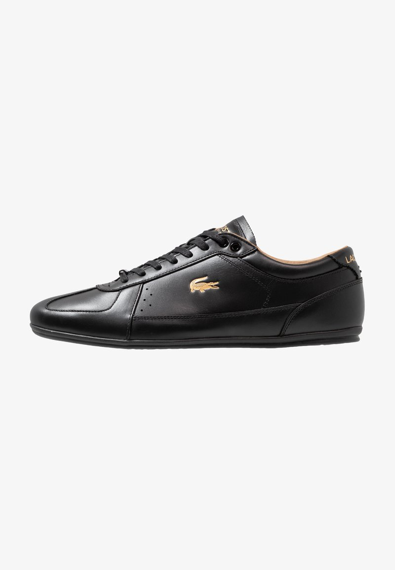 Lacoste - EVARA PREMIUM - Sneakersy niskie - black