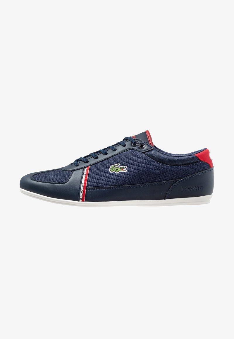 Lacoste - EVARA SPORT - Sneaker low - navy/red