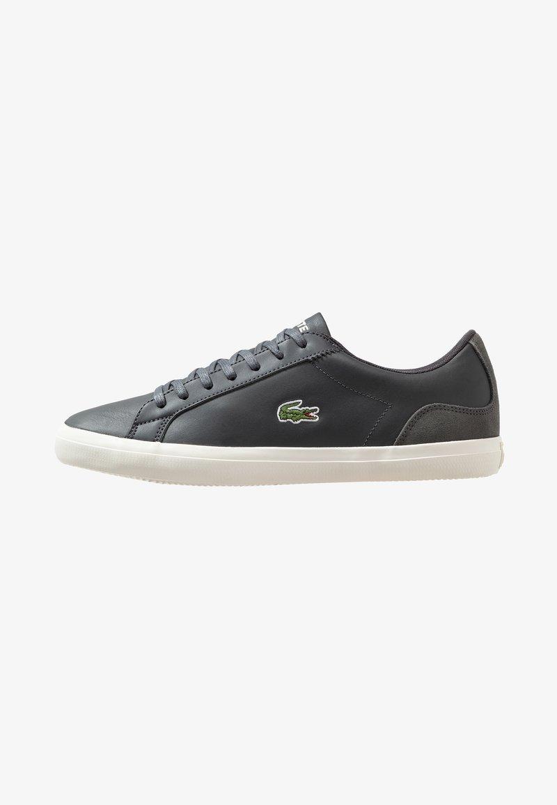 Lacoste - LEROND - Sneakersy niskie - dark grey/offwhite