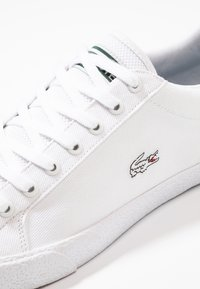 Lacoste - LEROND - Sneakers basse - white - 5