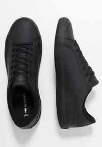 Lacoste - LEROND - Tenisky - black - 1
