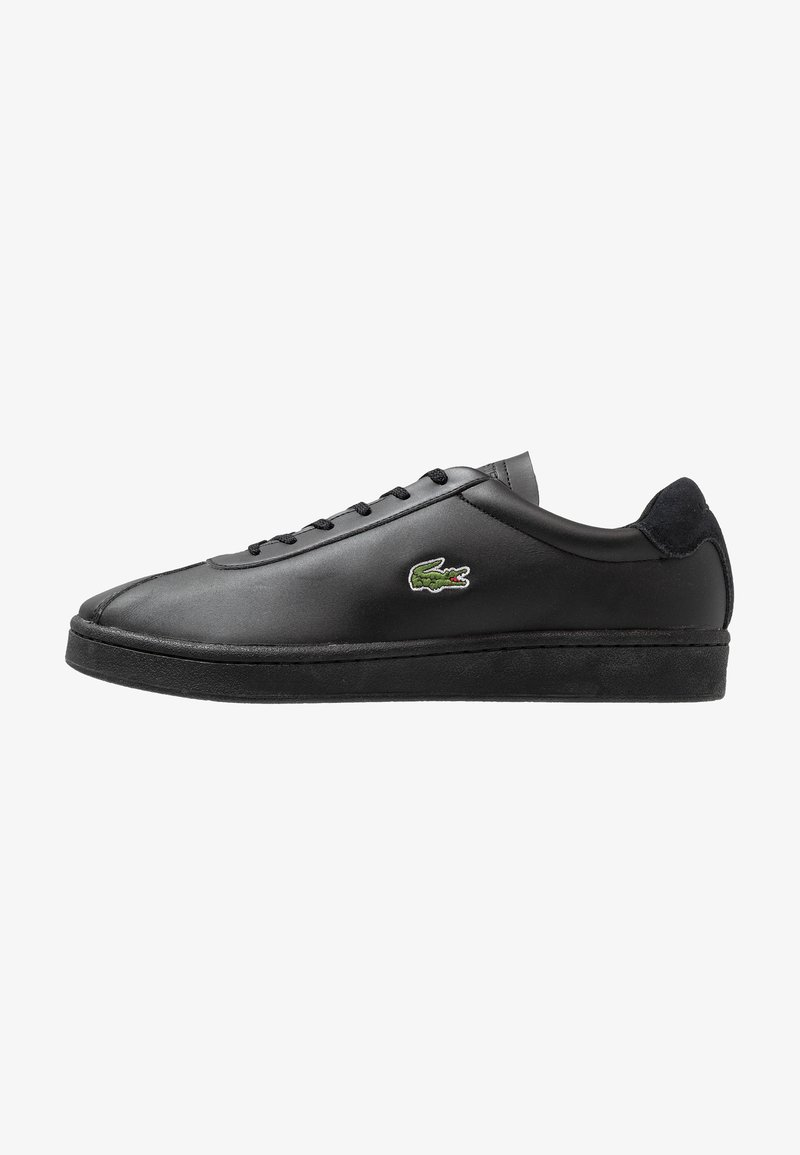 Lacoste - MASTERS - Sneakers basse - black