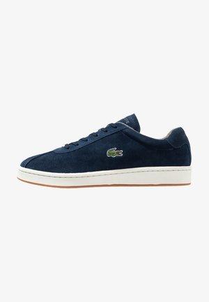 MASTERS - Sneakersy niskie - navy/offwhite