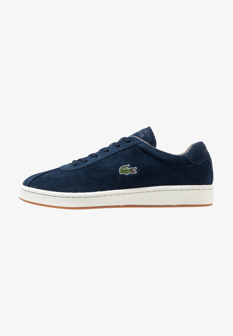 Lacoste - MASTERS - Sneakers - navy/offwhite