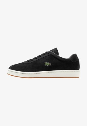 MASTERS - Sneakers laag - black/offwhite