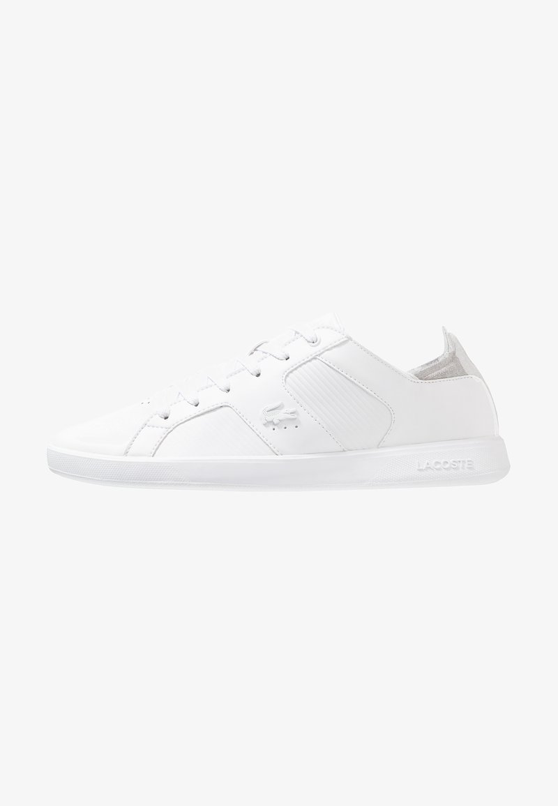 Lacoste - NOVAS - Trainers - white/grey