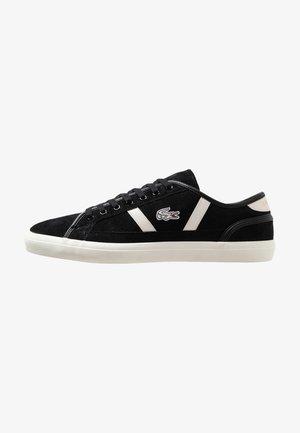 SIDELINE - Sneakersy niskie - black/offwhite